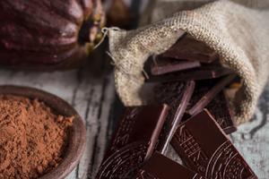 """Những tác dụng """" thần kỳ """" socola mang lại cho sức khỏe"""