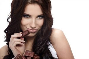 Chocolate helps to losing weight effectively