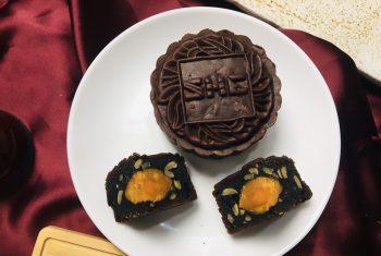 Bánh Trung Thu Socola Than Tre SHE Chocolate